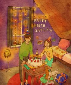 I want to celebrate your b'day