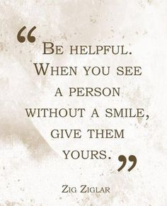 Smiles are the best way to deliver #happiness.