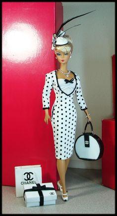 OOAK Fashions for Silkstone / Vintage barbie / FR - With Pockets & Zipper   eBay