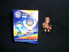 Funko Mystery Minis WWE THE ROCK Vinyl Figure Free Shipping New Opened Free Ship