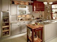 17 Top Kitchen Design Trends   Kitchen Ideas & Design with Cabinets, Islands, Backsplashes   HGTV