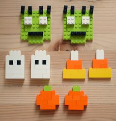 Halloween Lego Challenge Make STEM a part of your class Halloween party — challenge your students to a holiday LEGO competition! Lego Halloween, Science Halloween, Halloween Class Party, Holidays Halloween, Halloween Themes, Halloween Crafts, Halloween Activities, Holiday Activities, Lego Toys