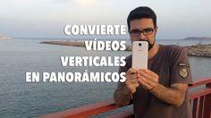 Convierte vídeos verticales en panorámicos con Crop on the Fly