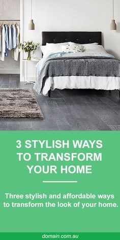 3 stylish and affordable ways to transform the look of your home 3 stylish and affordable ways to transform the look of your home domain au domaincomau INTERIOR TRENDS 038 TIPS Light colour nbsp hellip makeover