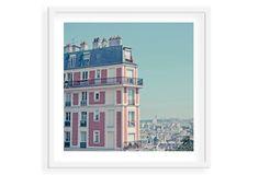Apartment with a View, Paris