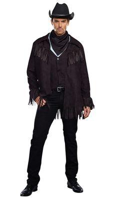 Buck Wild Western Cowboy Costume