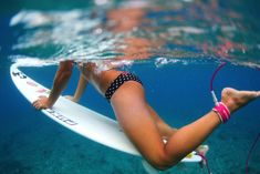 I wanna learn how to surf. :)