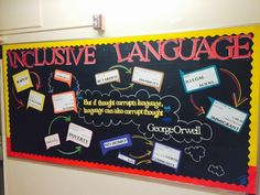 ResLife Crafts — oligarchyrules: October Bulletin Board-Inclusive...