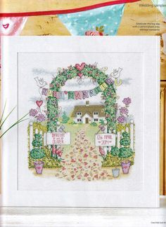 Happily Ever After Cross Stitch Gold Issue 42 June 2014 Saved