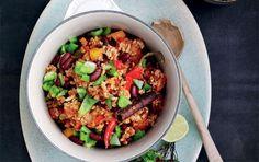 Chili con carne - fit living