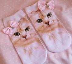 Princess Cat Socks