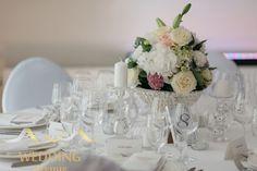 Dekoracje stołów 2017! 25 ozdób na stoły weselne. Image: 25