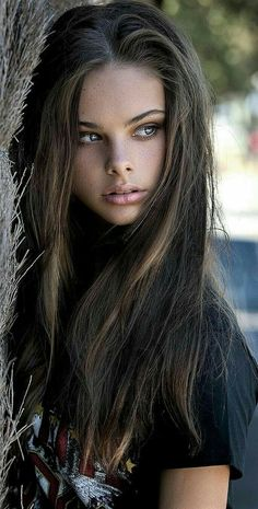 Meika Woollard:  is a young Australian model and influencer