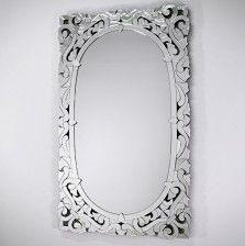 Dizajnové zrkadlo Mattie - Moderné zrkadlá, dizajnové stoly a stoličky - Glamour Design.eu