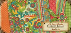 Vintage inspired papers