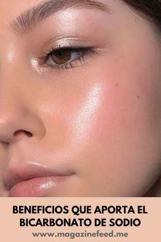 Beauty Secrets, Beauty Hacks, Tips Belleza, Perfect Makeup, Osho, Healthy Tips, Baking Soda, Fitness Motivation, Hair Makeup