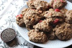 Valeur Nutritive, Calories, Biscuits, Nutrition, Sweets, Desserts, Food, Strawberry Rhubarb Crumble, Vegetarische Rezepte