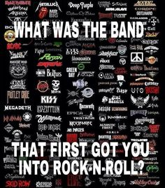 Where did your rock n' roll roots come from?