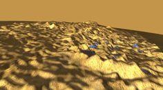 Planando sobre Titán