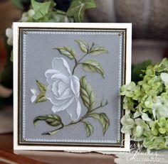 White Rose 12
