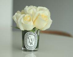 Somewhere, Lately: DIY: Repurposed Candle Jars