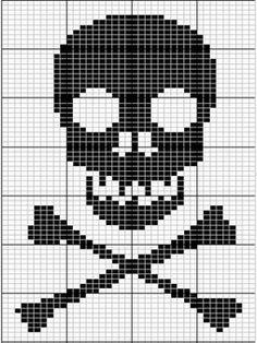 ♥ ♥ Mon point de croix Graphiques: Pirates