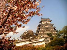 Historic Himeji Castle, Japan