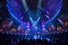 Tokyo DisneySEA Mermaid Lagoon Theater NEW Show: King Triton's Concert