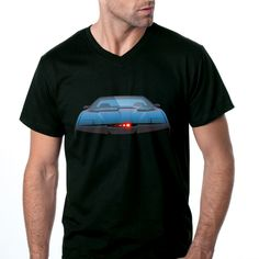 KITT. Yours at https://www.redbubble.com/people/handcuffed/works/29617051-kitt