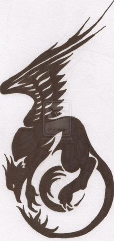 Griffon Tattoo by Judime on DeviantArt Griffon Tattoo, Body Art Tattoos, Cool Tattoos, Tattoo Templates, Dragon Tattoo Designs, First Tattoo, Skin Art, Body Mods, Pyrography