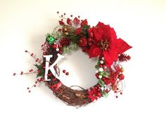 DIY Christmas Wreath :) I WILL make one this year