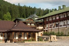 Utila, Visit Romania, Cabin, Mansions, House Styles, Places, Manor Houses, Cabins, Villas