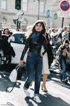 Behind Fashion Week - http://www.collagevintage.com/2015/11/behind-fashion-week/