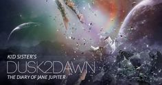 Earlier this month #KidSister dropped her mixtape #DUSK2DAWN with 12 all new tracks. The first half is all Kid Sister, then she flips the switch with a skit that serves as the intro to her new R&B/funk moniker Jane Jupiter. #Electronic #ChillOut #Music