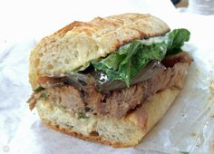 Miss the sandwiches at Paseo in Seattle? They're back at Un Bien in Ballard!