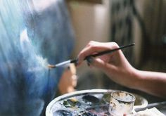Image de art, painting, and paint