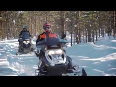 Videos - Arctic Circle Snowmobile Park in Santa Claus Village – Rovaniemi Safaris – Lapland - Finland Activities For Adults, Winter Activities, Santa Claus Village, Safari, Lapland Finland, Excursion, Arctic Circle, This Is Us, Park