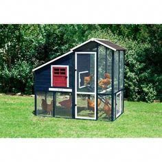 Tractor Supply Walk In Annex Ii Chicken Coop For Up To 8 Chickens Chickenrun Tragbarer Huhnerstall Hinterhofhuhner Huhnerstall Bauen