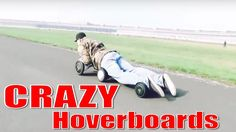 CRAZY Hoverboard Guys, MEGA HOVERSNAKE, IO Hawk, THREE Balance Boards
