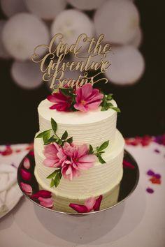 Real Fiji Wedding | Iris & Moe | Intercontinental | Fiji Wedding Cake | Leezett Photography | Leanne Owen - Fiji Wedding Planner