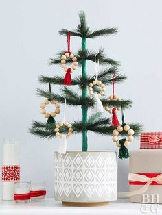 1095 best holiday decorating ideas images on pinterest in 2018 christmas ornaments natal and christmas crafts - Christmas Decorations Pinterest Handmade