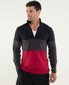 Lululemon men's velocity pullover