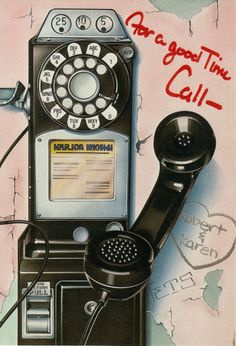 'For A Good Time Call' by Bette Levine (1982)