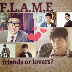 Head to our youtube page to check out who Rome and Adio pick as their #2PM #FLAME choices.   #KromeFLAME #Wooyoung #Taecyeon #Chansung #Junho #Nichkhun #JunK #HOTTEST  @KromeRadio