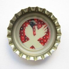 Coca-Cola Brasil promotional hands with microphone bottle cap.