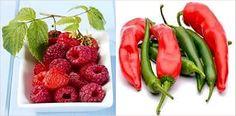 Analgésicos naturais (presentes na cozinha)