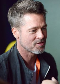 Brad Pitt at Glastonbury Festival 2017