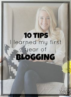 Top 10 Blogging Tips for Beginners - Claire Brody Designs
