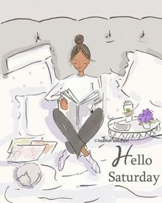 Right Hello Saturday, Hello Weekend, Happy Saturday, Saturday Morning, Happy Weekend, Happy Friday, Rose Hill Designs, Notting Hill Quotes, Art Quotes