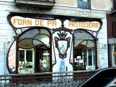 Catalan Art Nouveau